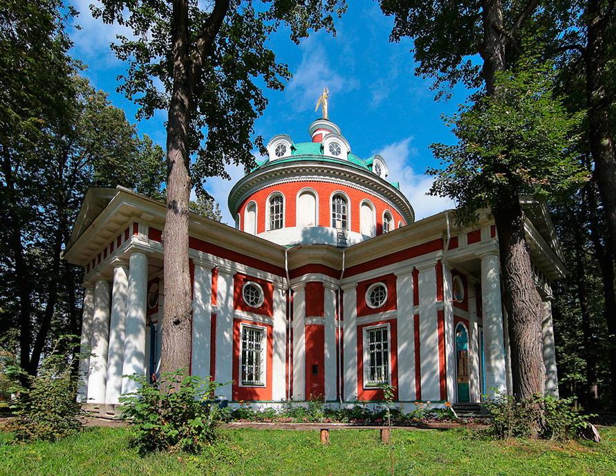 Летний храм во имя Гребневской иконы Божией Матери
