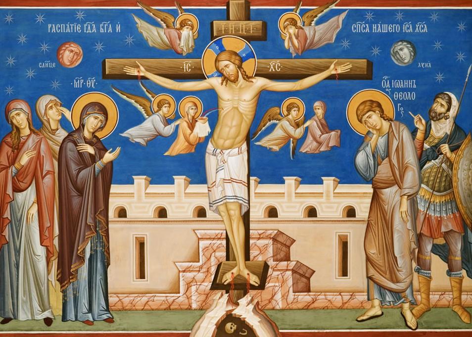 Объявление о проведении богослужений Страстной седмицы и Праздника Пасхи