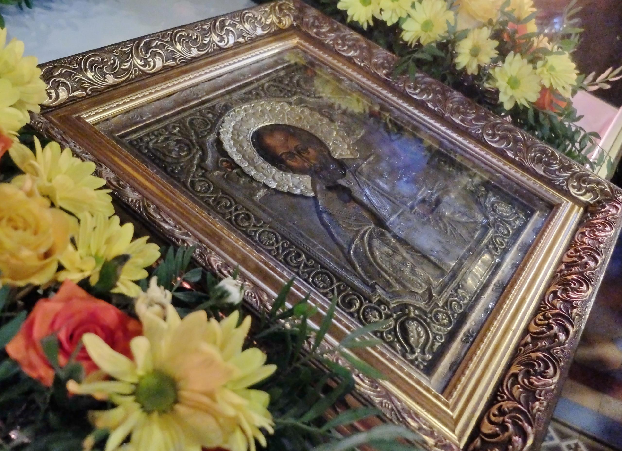 Престольный праздник Святителя Николая Чудотворца