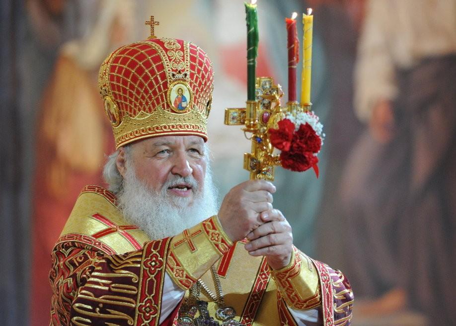 Пасхальное послание Святейшего Патриарха Московского и всея Руси Кирилла