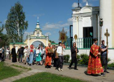 Престольный праздник Никольского храма